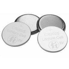 VERBATIM Lithium baterie CR2025 3V 4 Pack