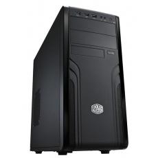 Cooler Master case Force 500, ATX, Mid Tower, černá, bez zdroje
