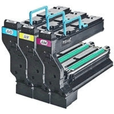 Minolta Sada tonerů CMY (bez černého) do MC 5440/5450 (3x12k)