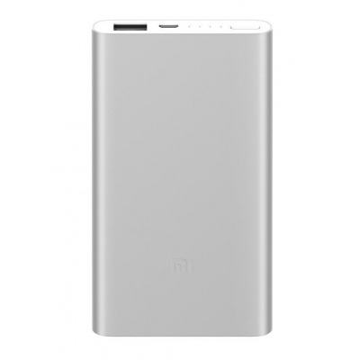 5000mAh Mi Power Bank 2 (Silver)
