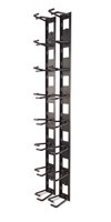 APC Vertical Cable Organizer, 8 Cable Rings, Zero U (Qty. 2)